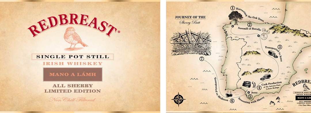 Video | Redbreast «Journey of the Sherry Butt»